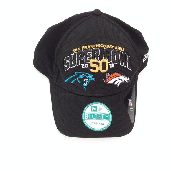 05e7ef5a4b532 New San Francisco Bay Area Super Bowl 50 Men s Hat